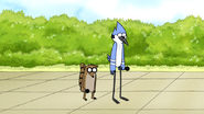 S6E17.113 Mordecai and Rigby Onstage
