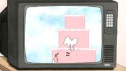 S6E14.006 Parachuting Couple Crashing into a Wedding Cake