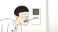 S7E05.212 Scientist Using a Teeth Scanner