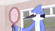 S4E35.186 Mordecai Holding a Dreamcatcher Weapon