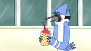 S4E26.013 Mordecai Getting a Brain Freeze
