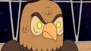 S7E11.142 Koko Glaring