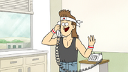 S6E26.029 Jerry Talking on the Phone