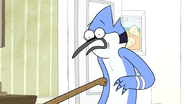 S6E20.095 Rigby Punching Mordecai
