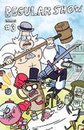 Regular Show Comic 3 - A