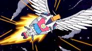 S6E24.439 Hyperduck Dodging the Scramble Missiles 01