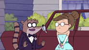 S7E27.078 But not too crazy, you know, 'cause of my dad's car