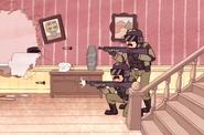 Animal Control Team shooting