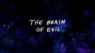 S8E08 The Brain of Evil Title Card