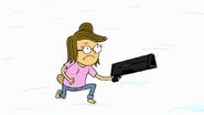S8E23.477 Eileen with a Gun
