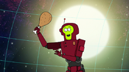 S8E02.051 Reaperbot Revealing it's a Turkey Leg