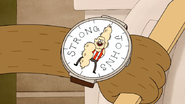 S4E07.009 6 O' Clock on the Strong John Watch