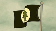 S3E35.040 The East Pines Park Flag