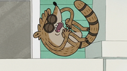 S7E24.023 Rigby Curled Up in a Ball