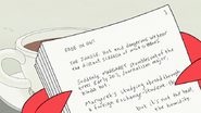 S6E25.032 Rigby's Script