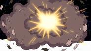 S8E23.522 Krampus Explodes