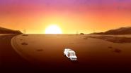 S4E18.087 Watching the Sunset
