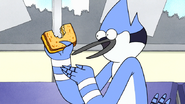 S7E34.002 Classic grilled cheese, add bacon if you please