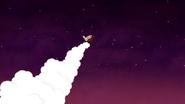 S4E31.228 The Rocket Heading Towards Space