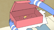 S7E06.020 Barely Empty Donut World Box