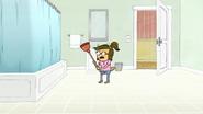 S8E23.208 Eileen in the Bathroom