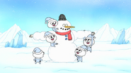 S8E23.051 Skips the Snowman