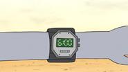 S5E30.009 0600 on Benson's Watch