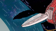 S8E23.455 Krampus Tearing the Shield