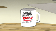 S7E06.152 The Final Moment of World's Greatest Mordecai Mug