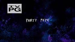 S2E09 PartyPeteTitlecard