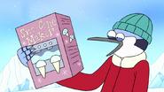 S8E23.044 Mordecai Got a Sno-Cone Maker