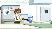 S4E26.045 The Clerk Handling the Cool Cubed Slushie