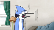 S3E34.120 Mordecai Screaming in Pain