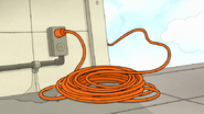 Sh08.037 Extension Cord to the Microwave