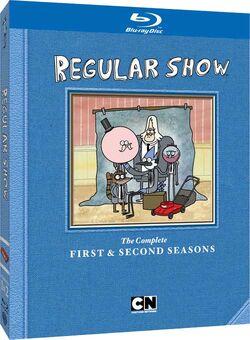 RegularShow S1+S2 BLU