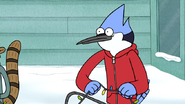 S6E10.026 Mordecai Thinking About the Party