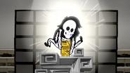 S6E16.114 Muscle Man's Skeleton