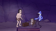 S4E17.028 Mordecai Telling Gregg to Stay Back