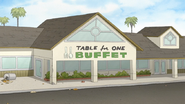 S7E01.116 Table for One Buffet