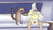 S5E35.075 Rigby Trying to Calm Quips