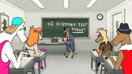 S6E21.055 US History Test Today!