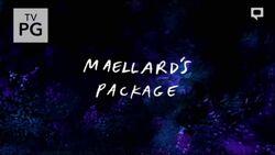 Maellard's Package Title Card