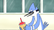 S4E26.010 Mordecai is Ready for a Brain Freeze