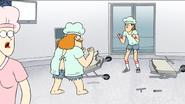 S6E26.169 The Nurse Sees Jerry Attacking Sensai