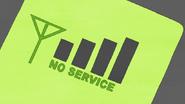 S8E01.021 No Service