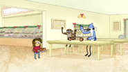 S6E10.008 Mordecai and Rigby Rapping About Fruit Cake