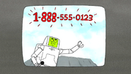 S4E20.088 The Phone Number to Get on the Game Show