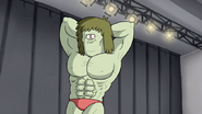 S5E11.051 Young Muscle Man Posing 01