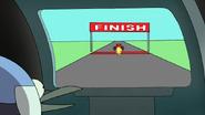 S8E13.007 The Simulated Finish Line