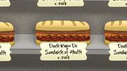 S6E26.103 Death Kwon Do Sandwich of Health V. 2148